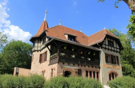 chateau observatoire de la nature